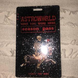 Other - ASTROWORLD season pass